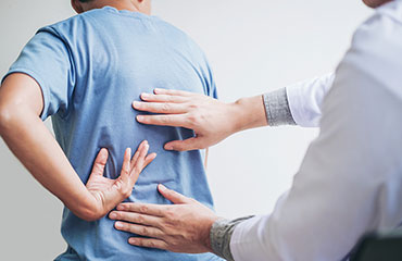 Chiropractic Services for back pain by Steffen Chiropractic in Gladstone Missouri serving the entire Northland of the Kansas City Metro